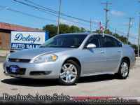 Used, 2011 Chevrolet Impala 4dr Sdn LT Retail, Silver, 141797-1