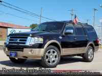 Used, 2014 Ford Expedition King Ranch, Black, F16205-1